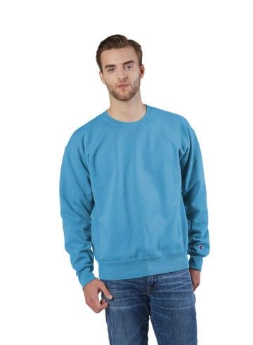 Champion Garment Dyed Fleece Sweatshirt - CD400